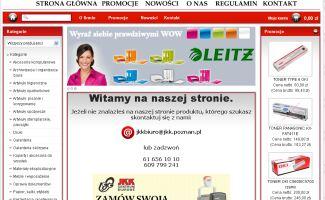 Sklep JKK.poznan.pl