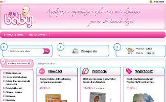 Sklep Justbaby.pl