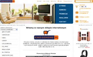 Sklep Kino-domowe.pl
