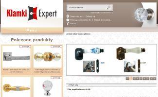 Sklep KlamkiExpert.pl
