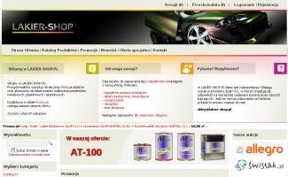 Sklep Lakier-Shop.pl