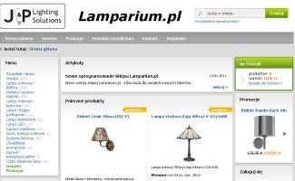 Sklep Lamparium.pl