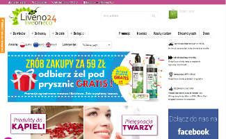 Sklep Liveno24.pl