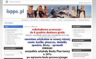 Sklep Loppo.pl