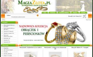 Sklep magiazlota.pl