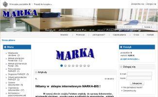 Sklep MARKA-BIS