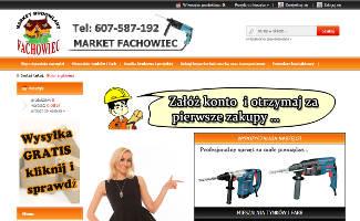 Sklep market-fachowiec.pl