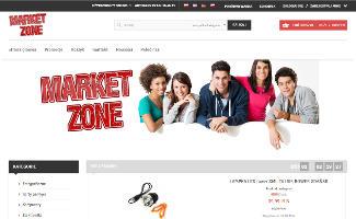 Sklep Market zone
