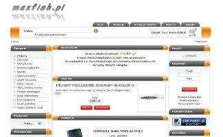 Sklep Maxfish.pl