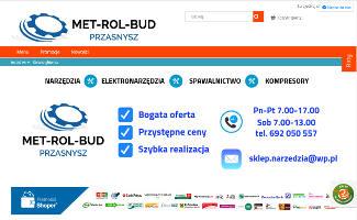 Sklep metrolbud.pl