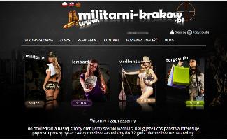 Sklep Militarni-kraków