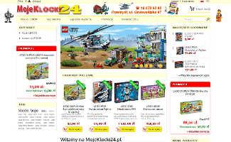 Sklep MojeKlocki24.pl