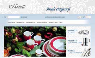 Sklep Monetti.com.pl