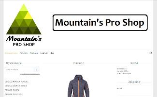 Sklep Mountains Pro Shop