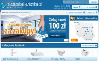 Sklep NiebieskaLazienka.pl