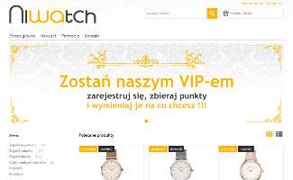 Sklep niwatch.pl