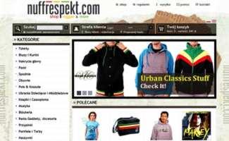 Sklep Nuff Respekt shop