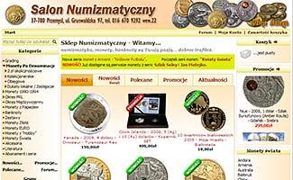 Sklep Numizmatyka24.pl