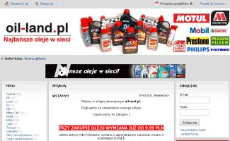 Sklep Oil-Land.pl