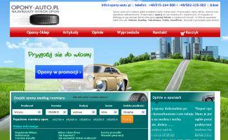 Sklep Opony-Auto.pl