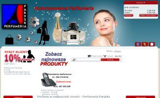 Sklep PerfumeriaParyska.pl