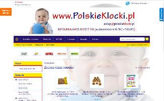 Sklep Polskie klocki