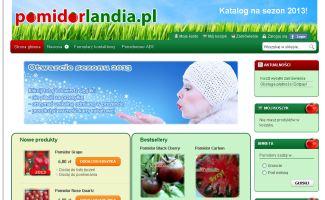 Sklep Pomidorlandia.pl