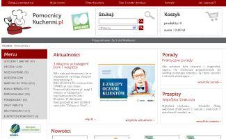 Sklep PomocnicyKuchenni.pl