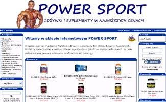 Sklep Power-Sport.com.pl