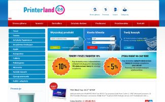 Sklep Printerland24.com