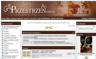 Sklep Przestrzen.com.pl