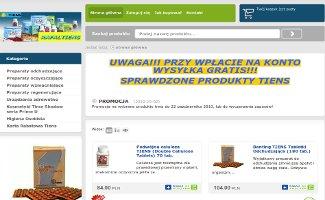 Sklep Rafaltiens.istore.pl