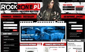 Sklep RockZone.pl