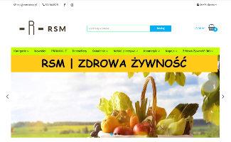 Sklep rsm.shop.pl