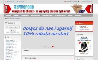 Sklep SENDgroup.pl