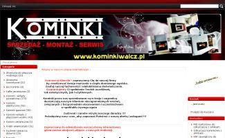 Sklep Sklep.kominkiwalcz.pl