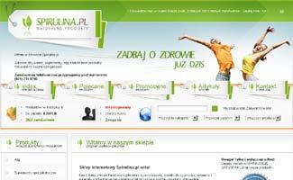 Sklep Sklep.Spirulina.pl