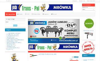 Sklep sklep.transpal.pl