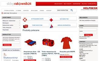 Sklep SklepRatownik24.pl