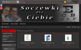 Sklep soczewkidlaciebie.com.pl
