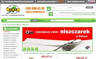 Sklep Solokolos.pl