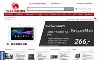 Sklep specmedia.pl