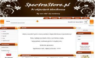 Sklep SpectraStore.pl
