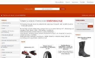 Sklep Strefamotocykli.pl