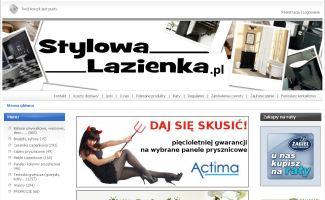 Sklep Stylowalazienka.pl