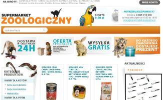 Sklep Supermarket-zoologiczny.pl