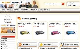 Sklep Supertoner.pl
