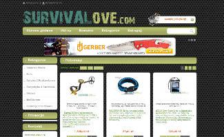 Sklep SURVIVALove.com