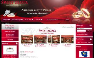 Sklep Swiatzlotasklep.pl
