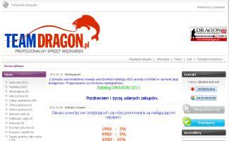 Sklep TeamDragon.pl